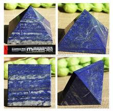 Natural Lapis Lazuli stone pyramid for craft lapis lazuli stone carved pyramid