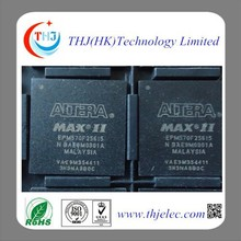 EPM570F256I5N IC CPLD 440MC 5.4NS 256FBGA The MAX II family of instant-on, non-volatile CPLDs is based on a 0.18-m,