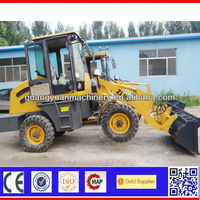 ZL12 4cylinders engine new style cabin China loader price