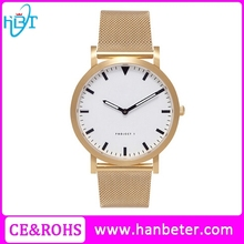 High quality 316L stainless steel case sapphire glass OEM watch