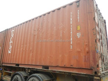 China Price Sales Steel Dry Container