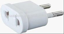 Hot !!! travel adapter socket us to eu plug