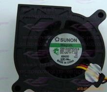 Original 45*45*20mm DC12V 1.4w projector blower fan GB1245PKVX-8 3wires