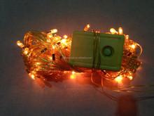 china wholesale twinkle Christmas holiday decorative rice string light
