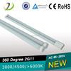 3 years warranty 23w 2g11 led lamp pll light led, adopt 4pin 2g11 base holder for fpl led 2g11 tube