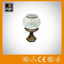 pl 1665 outdoor ceramic solar lighting for garden pillar light for parks gardens hotels walls villas