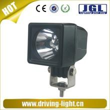 4x4 accessory cree led work light 12v mini 10w cree led motorcycle light