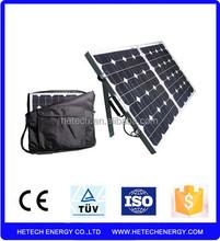 New products alibaba china 140w folding solar panel