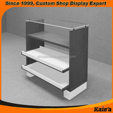 3 tier stand/3 tier wooden display table