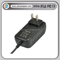 AC to DC 12V 1A /2A with UL Power adapter For CCTV camera