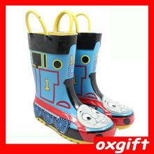 OXGIFT Fashion rubber rain boots