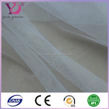 Polyester nylon tulle mesh fabric silk fabric for drapery