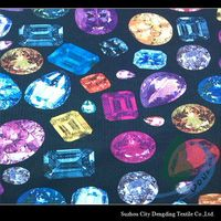spandex fabric/eco-friendly/for pants