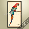 decorative unique parrot birds animals home goods wall art