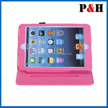 Luxury Magnetic Leather Wallet Smart Case Cover For APPLE iPad Mini