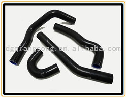 High Quality Silicone hose kit for LANCER EVO 10 CT9A
