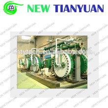volumen 300nm3h gd de flujo de tipo de gas amoniaco compresor de diafragma