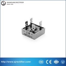 With CE certificates small outline single phase bridge rectifier KBPC5010