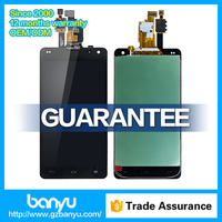 Lcd touch screen with frame replacement for lg e975 lcd screen