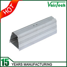aluminum alloy curtain wall profile rail