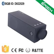 Epoch 2016 wireless Bluetooth speaker with design patent, Black, Bluetooth 4.1