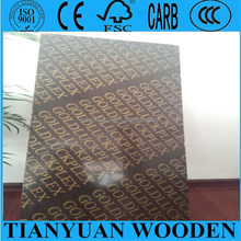 imprinted concrete formwork,Goldluckplex marine plywood,18mm construction shuttering plywood