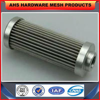 AHS-028 High quality hydraulic water oil filter cartridge