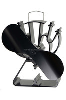 OEM Heat Powered Stove Fan with 2 black Blade