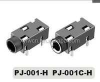 pcb mount audio socket 3.5mm phone jack