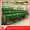 2015 High quality 1-3 tiers fruit vegetable display rack