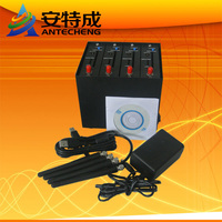 2015 new mini 4 ports gsm modem pool Modem pool cinterion mc35i Gsm commands send sms