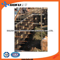 concrete formwork system, new technology on construction formwork