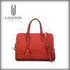 Wholesale China women college student shoulder bag,single leather shoulder bag handbag for girls