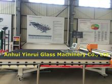 YR-4228 Automatic automobile glass cutting machine line / vaccum pump: PUXU(Sino-Germany)/ with best price