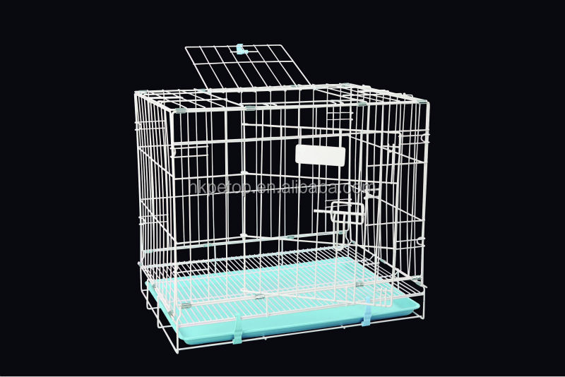 Large Steel Pet Dog Cage