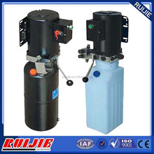 portable power pack and hydraulic power pack unit for auto lift