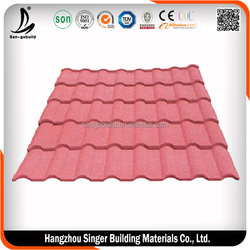 Wholesale corrugated metal roofing sheet, sheet metal roofing used