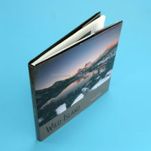 Customize offset printing hardcover books printing