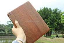 2015 New Products Bamboo Wooden Case for ipad Air Wooden Rosewood Case Accepted Paypal