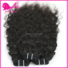 New products romantic angel hair extension hair system 100% brazilian human hair