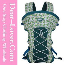 Hot Sell Popular Blue Cute Print Lace-up Baby Carrier
