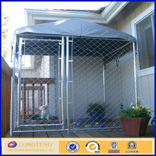 China made hot sale large outdoor dog cages/dog kennels with best quality