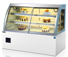 used refrigerated supermarket equipment/Cake Display Cabinet /pastry cabinets for sale