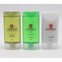 Disposable Plastic Hotel Shampoo Bottles From Hotel Articles