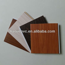 Haojie 2014 High Quality PVC Panel/PVC Wall Panel For Interior Decoration