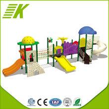 Original Castle Playground/Plastic National Playground/Village Children Outdoor Equipment