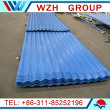 construction building color coated cold rolled steel sheet roofing sheet/galvanized steel sheet 0.3mm thick