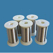 High purity corrosion resistant pure nickel wire 99.99
