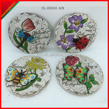 2014 best sale Stepping stone Garden ornaments Make you home garden lovely and beatiful