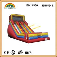 Cheap price inflatable slide for adult